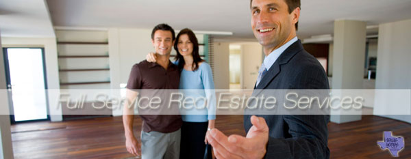 Full Service Real Estate Services